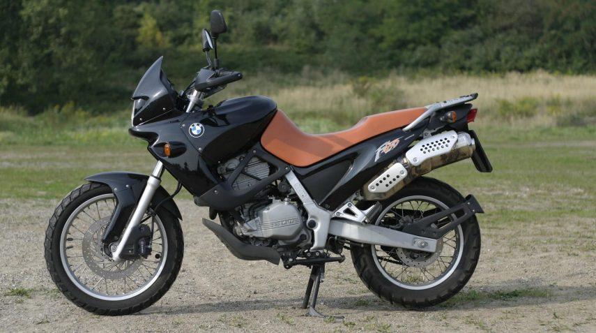 Moto del día: BMW F 650