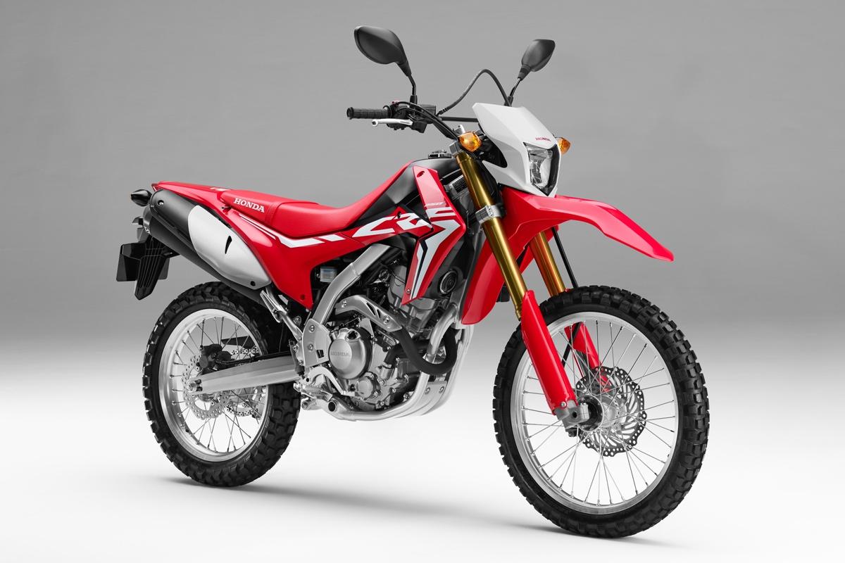 Moto del día: Honda CRF 250 L
