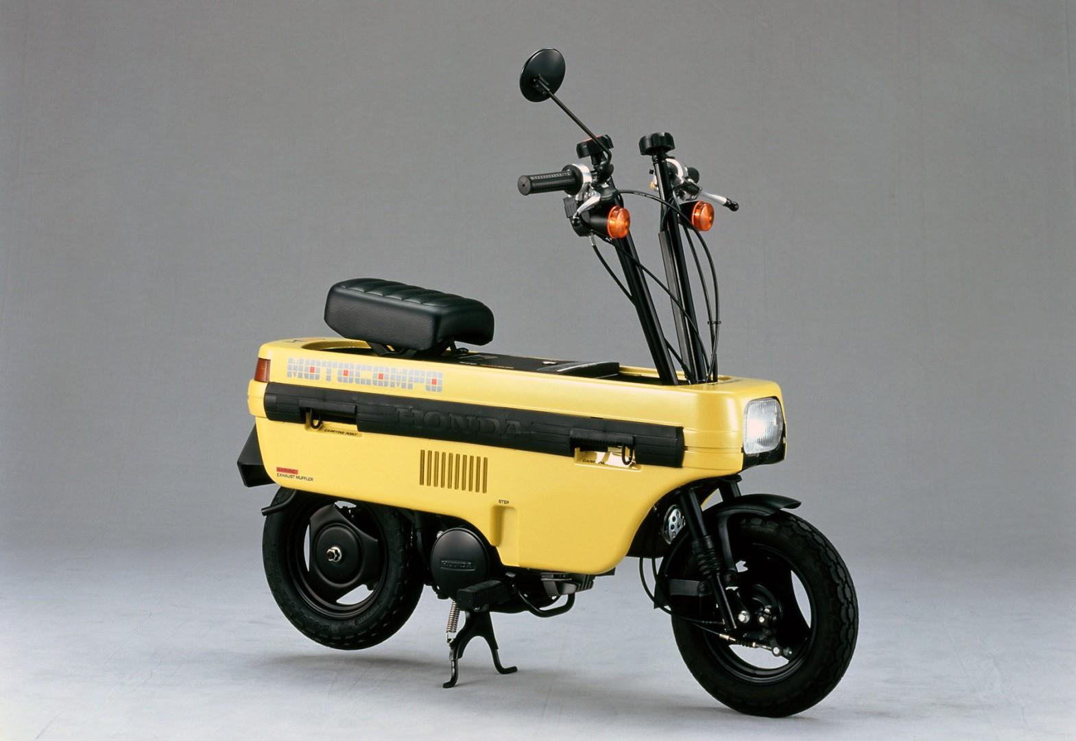Moto del día: Honda Motocompo