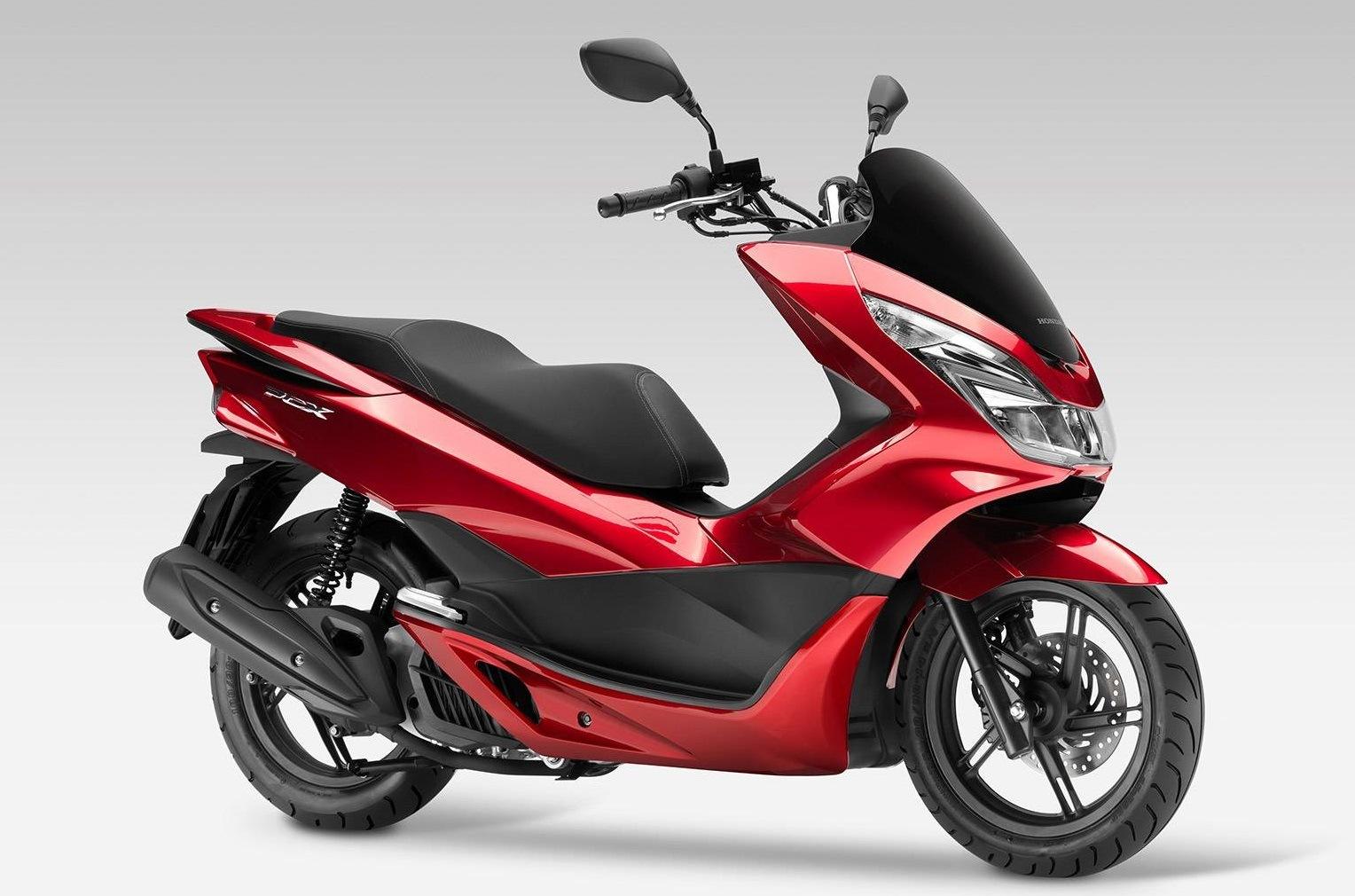 Moto del día: Honda PCX 2010