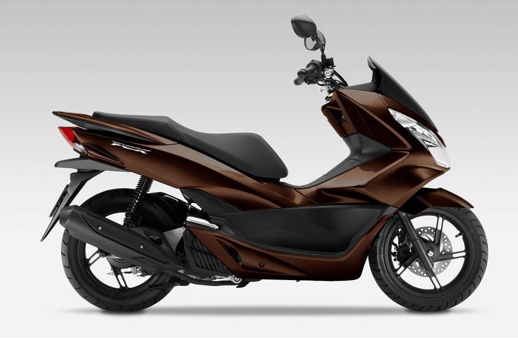 Honda PCX 4