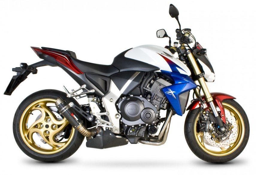 Moto del día: Honda CB 1000 R (2008)