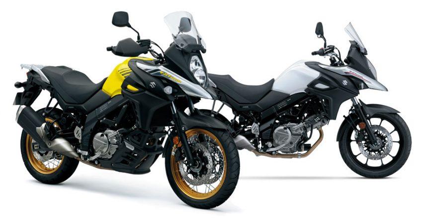 Moto del día: Suzuki V-Strom MK.3