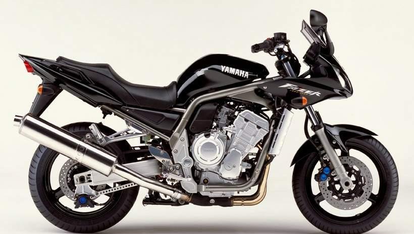 Moto del día: Yamaha FZS 1000 Fazer
