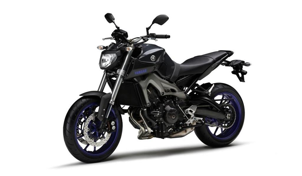 Moto del día: Yamaha MT-09 2014