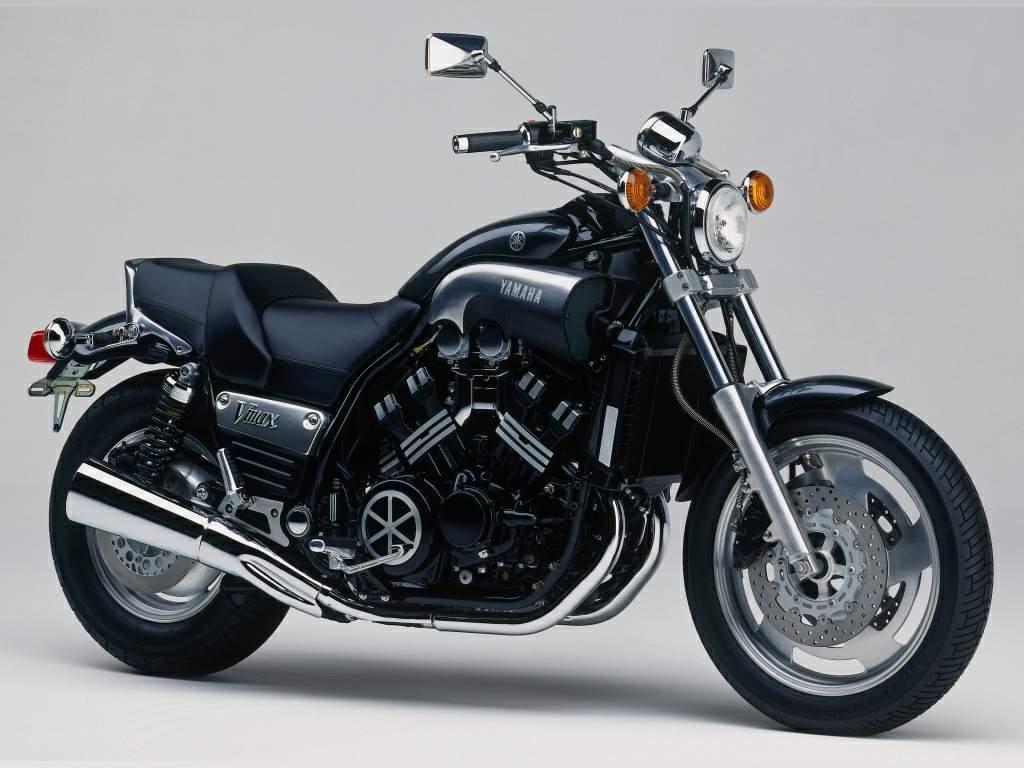 Yamaha V Max 1200 2