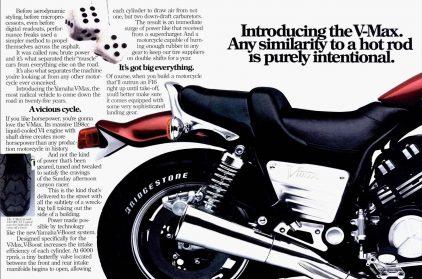 Yamaha V Max 1200 3A