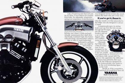 Yamaha V Max 1200 3B