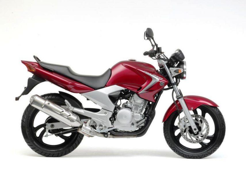 Moto del día: Yamaha YBR 250