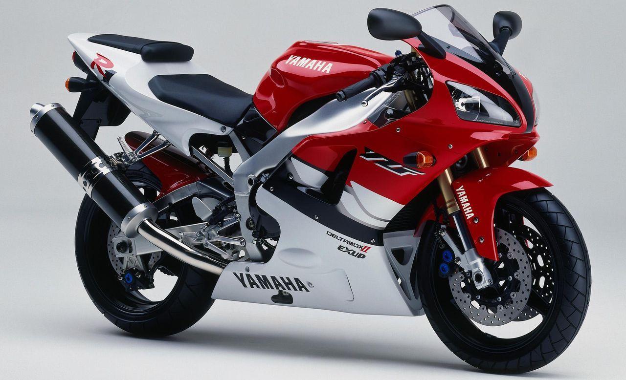 Yamaha YZF R1 3