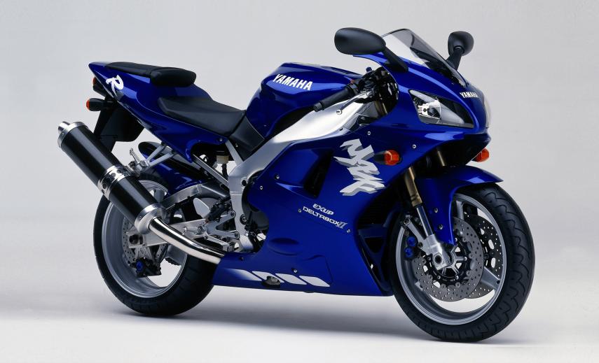 Moto del día: Yamaha YZF-R1 1998