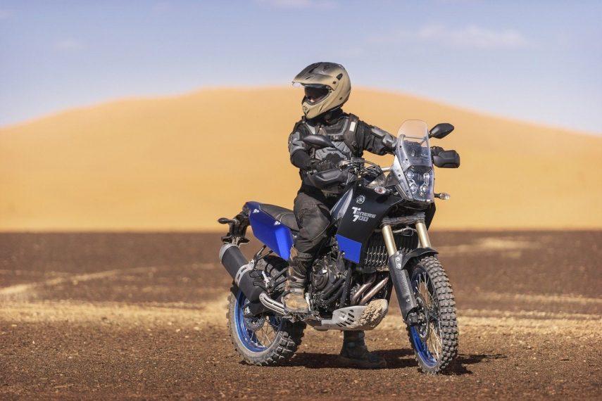 Nueva Yamaha Ténéré 700
