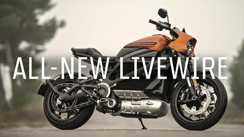 Así suena la nueva Harley-Davidson Livewire