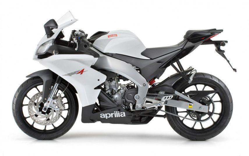 Moto del día: Aprilia RS4 125