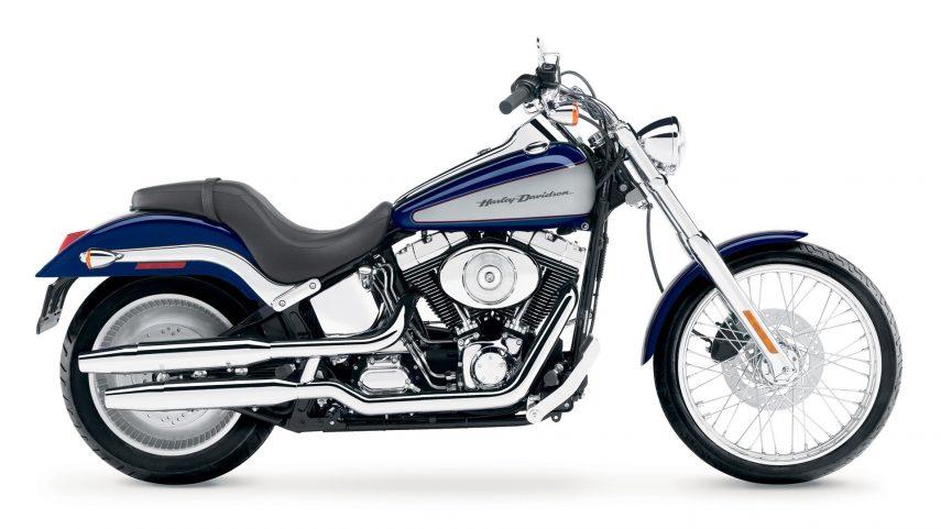 Moto del día: Harley-Davidson FXSTD Softail Deuce