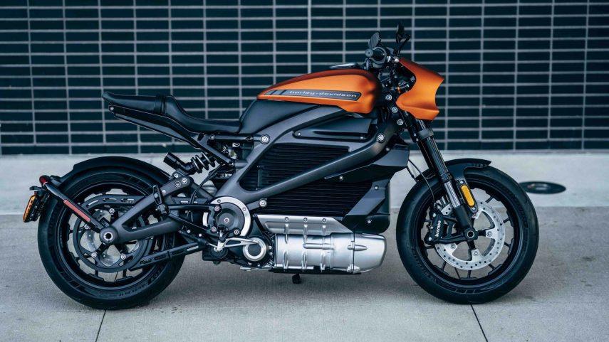 Harley-Davidson revela detalles de la eléctrica LiveWire