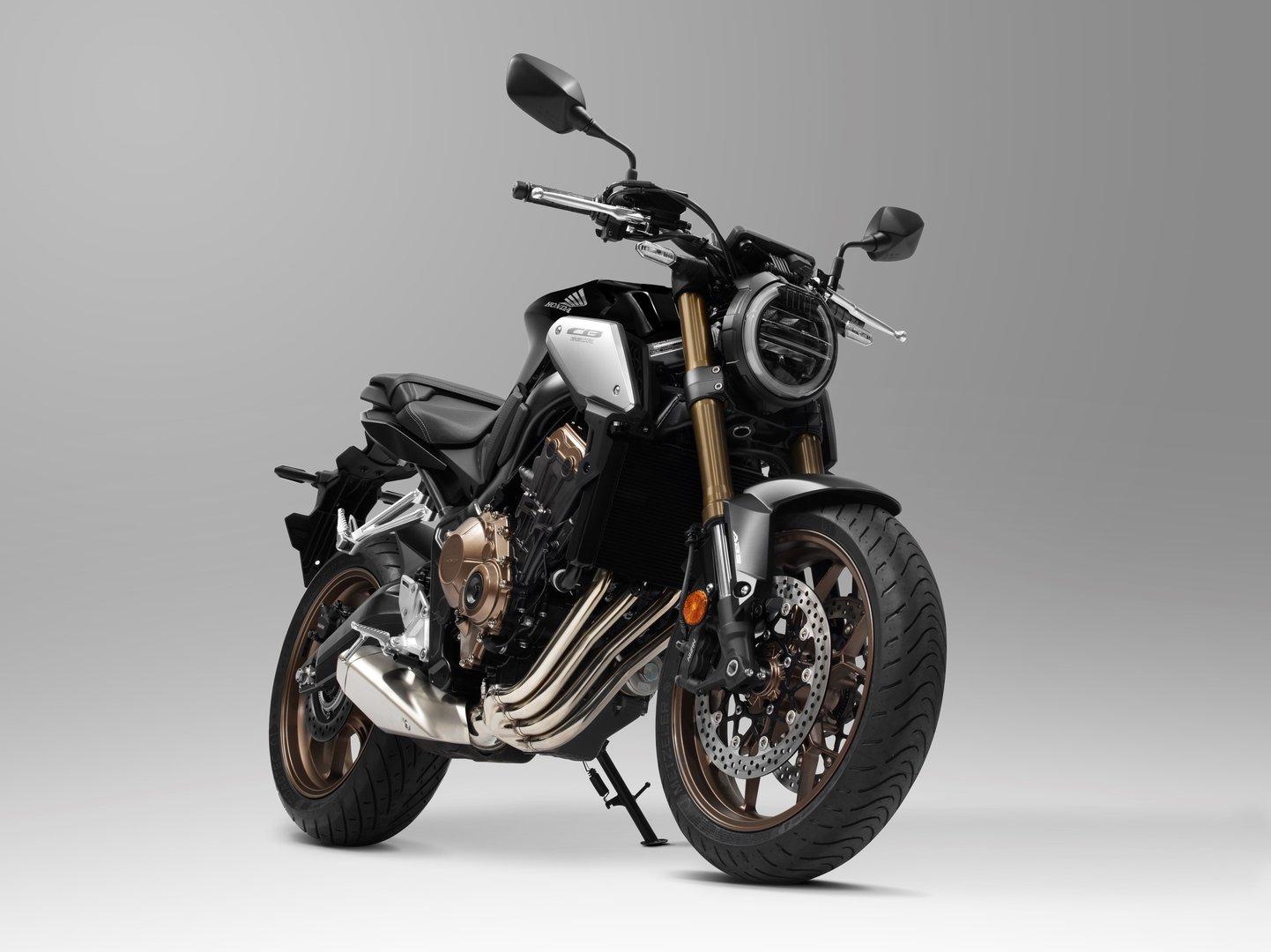 Nuevas Honda CB 650 R y CBR 650 R