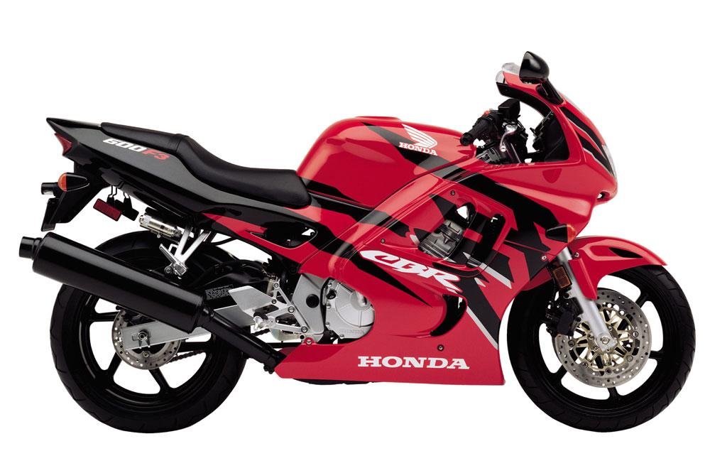 Honda CBR 600 F3 2