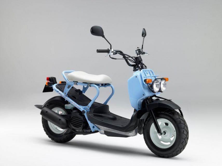 Moto del día: Honda Zoomer