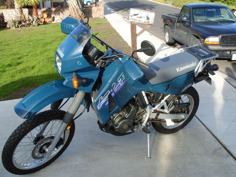 Kawasaki KLR 650 1