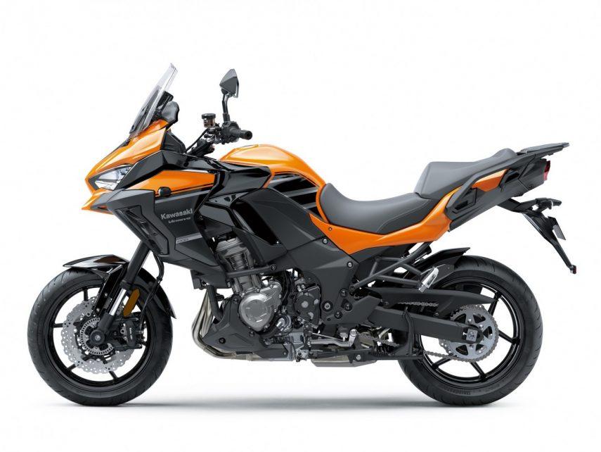 Kawasaki Versys 1000 1