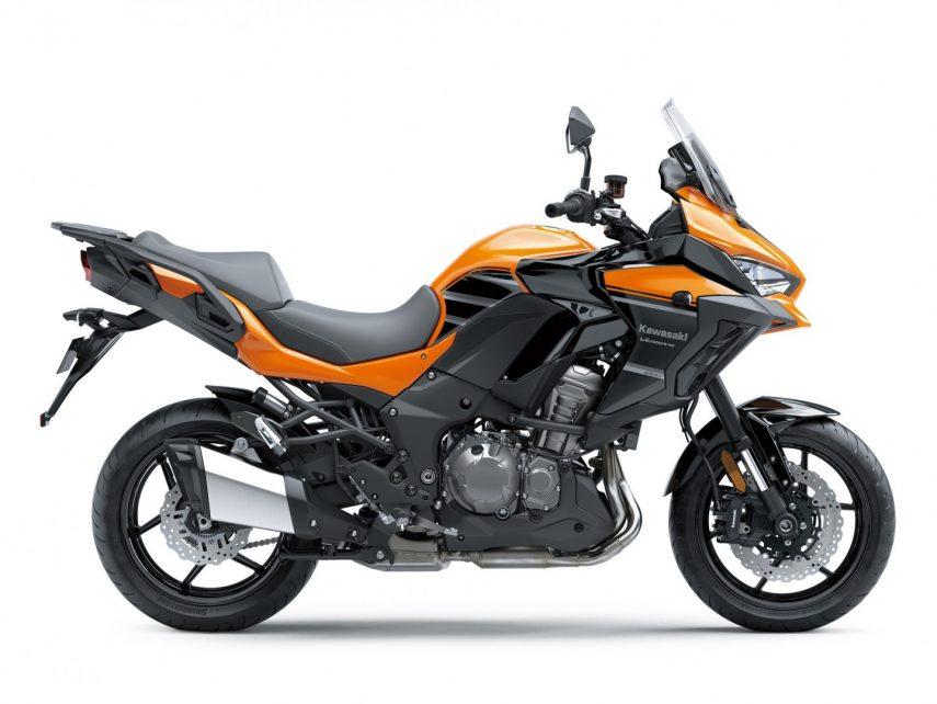 Kawasaki Versys 1000 3