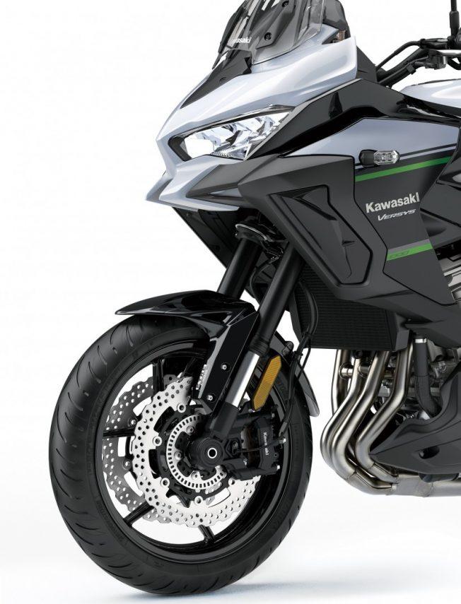 Kawasaki Versys 1000 8