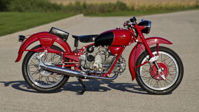 Moto del día: Moto Guzzi Falcone