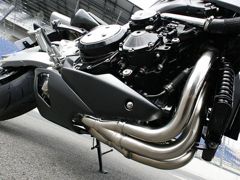 Suzuki B King 4