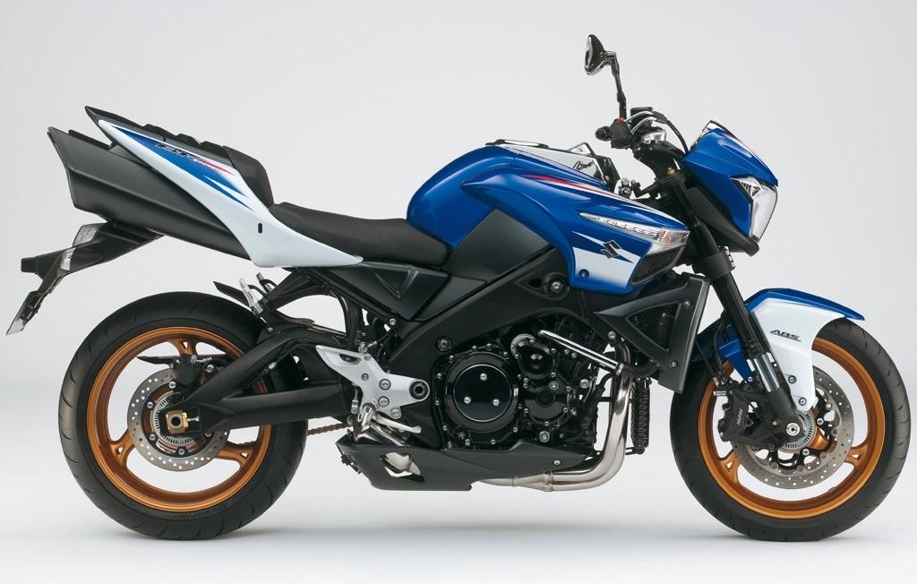 Suzuki B King 7