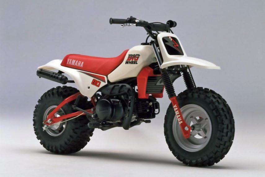 Moto del día: Yamaha BW80