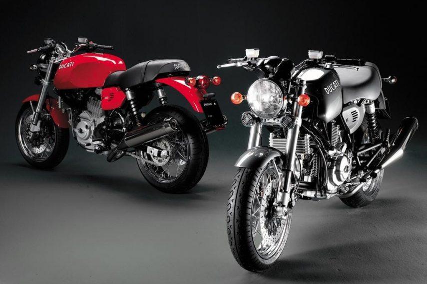 Moto del día: Ducati GT 1000