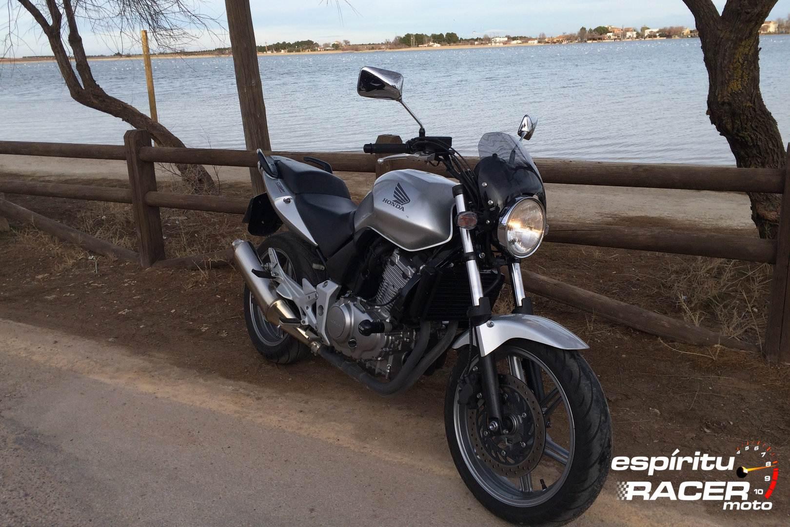 Moto del día: Honda CBF 500