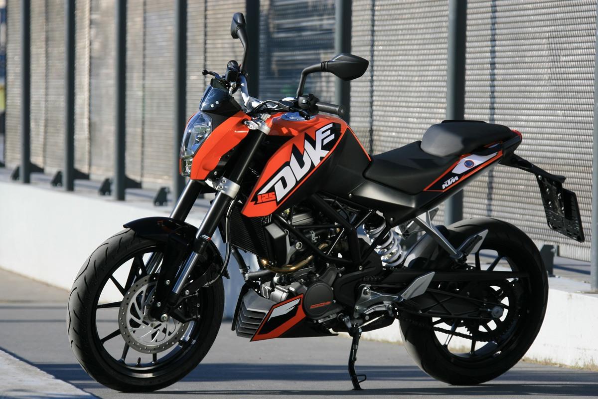 KTM Duke 125 3