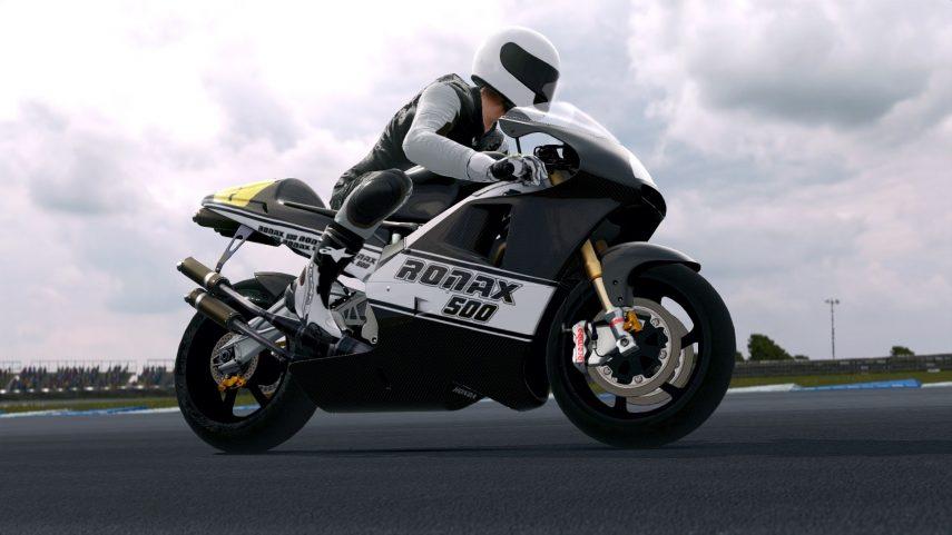 Moto del día: Ronax 500