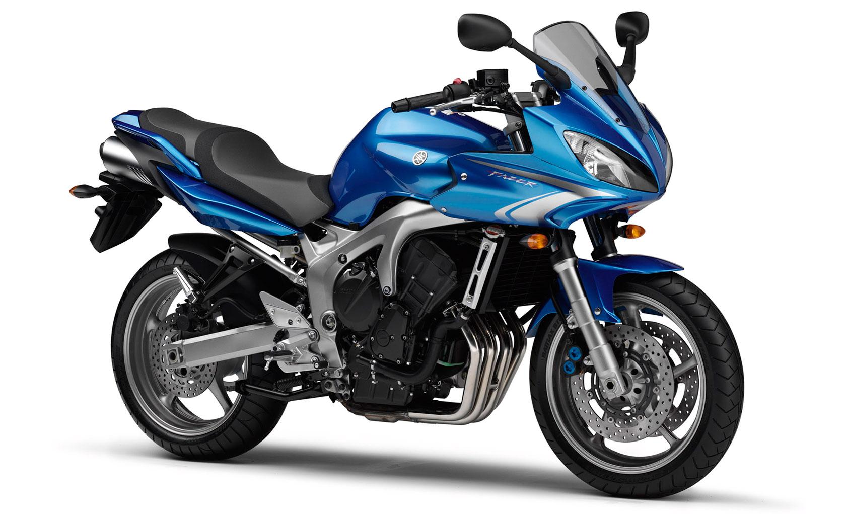 Moto del día: Yamaha FZ6 Fazer