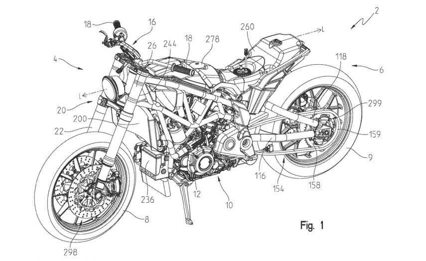 """Indian Motorcycle ha registrado la denominación """"Raven"""""""