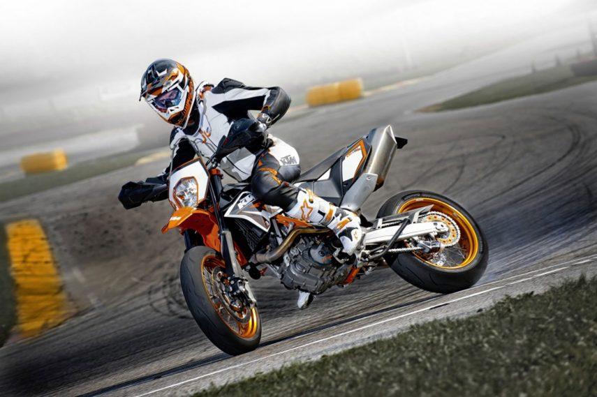 Moto del día: KTM 690 SMC-R