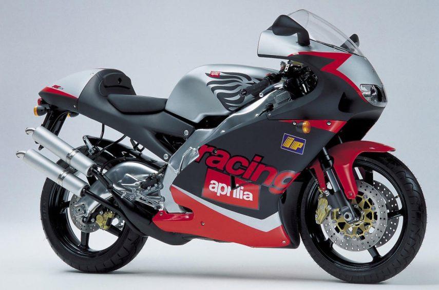 Moto del día: Aprilia RS 250