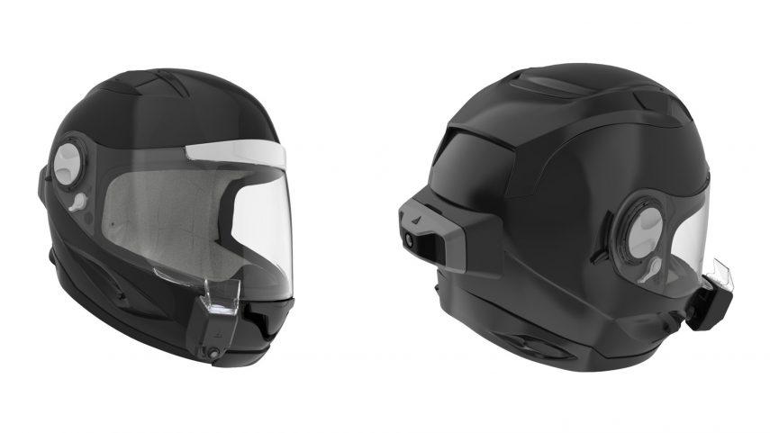 Argon Transform trae la realidad aumentada a tu casco