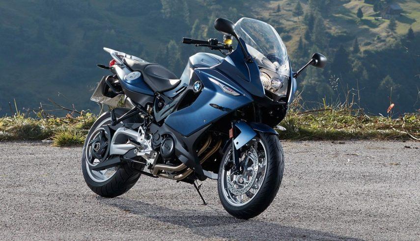 Moto Del Dia Bmw F 800 Gt Espiritu Racer Moto