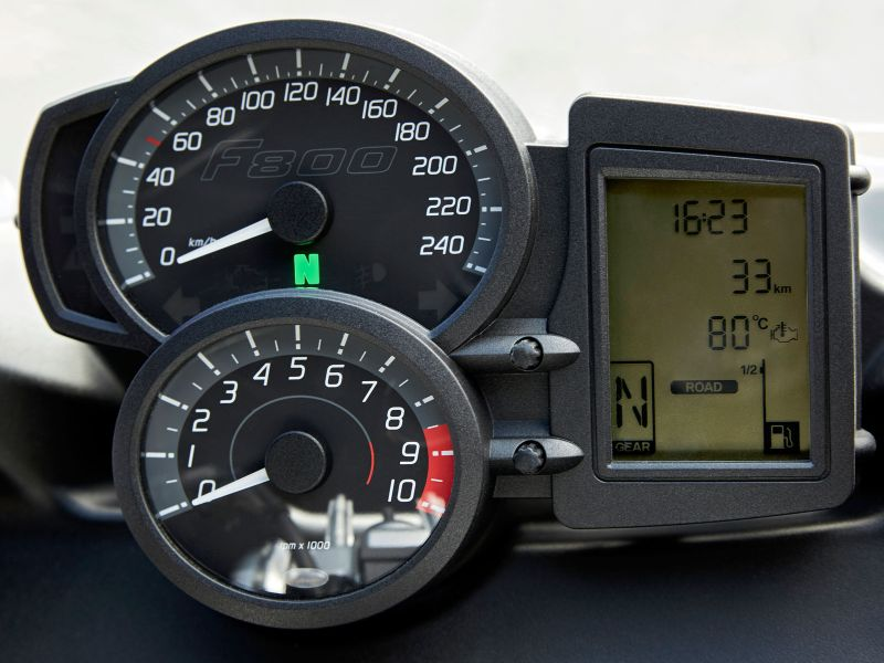 BMW F800 GT 7