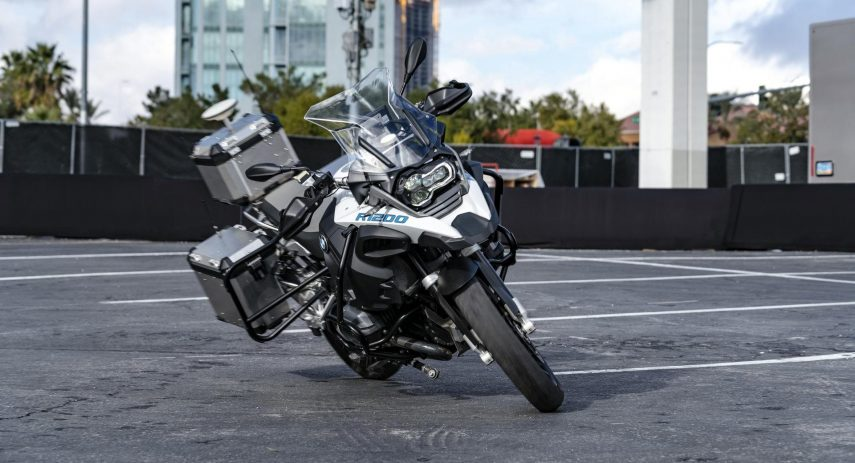BMW R 1200 GS Riding Assistang
