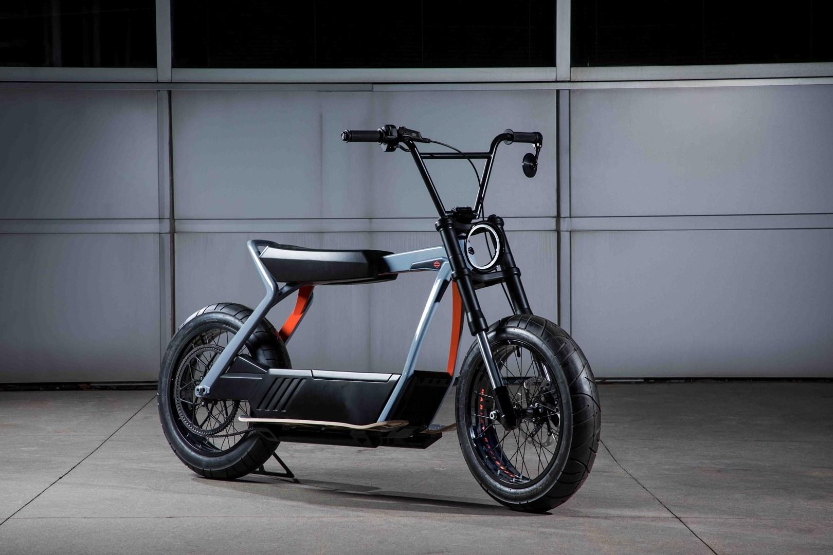 Harley-Davidson muestra dos prototipos eléctricos en los X Games de Aspen
