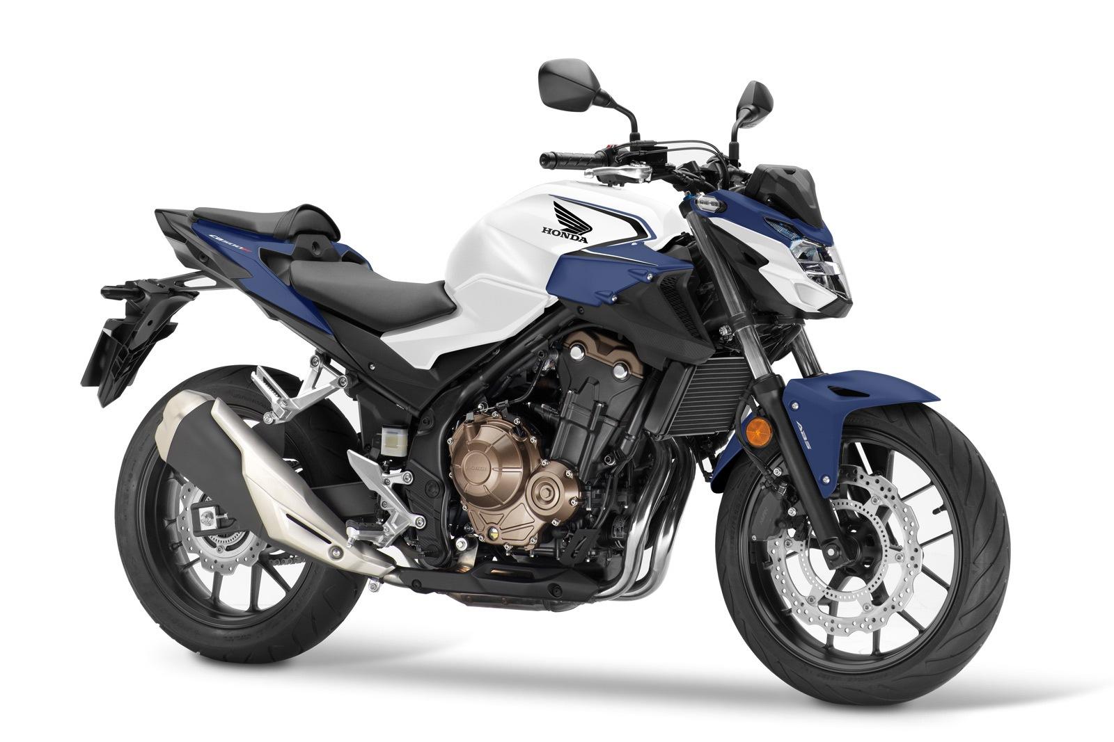 Moto del día: Honda CB 500 F