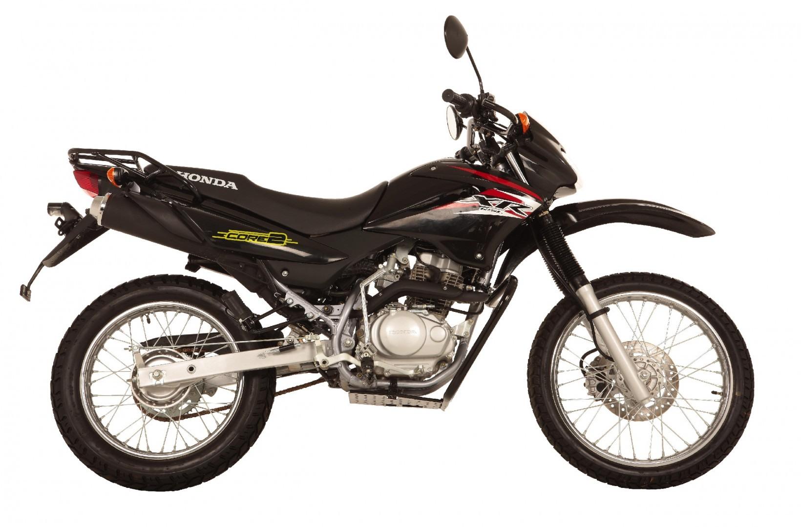 Honda XR 125 L 1
