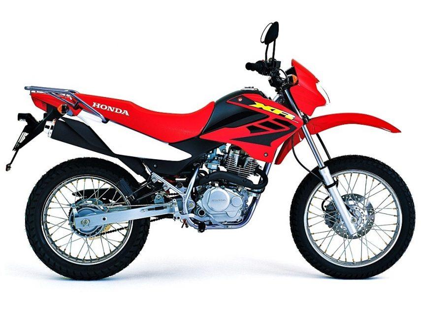 Moto del día: Honda XR 125 L