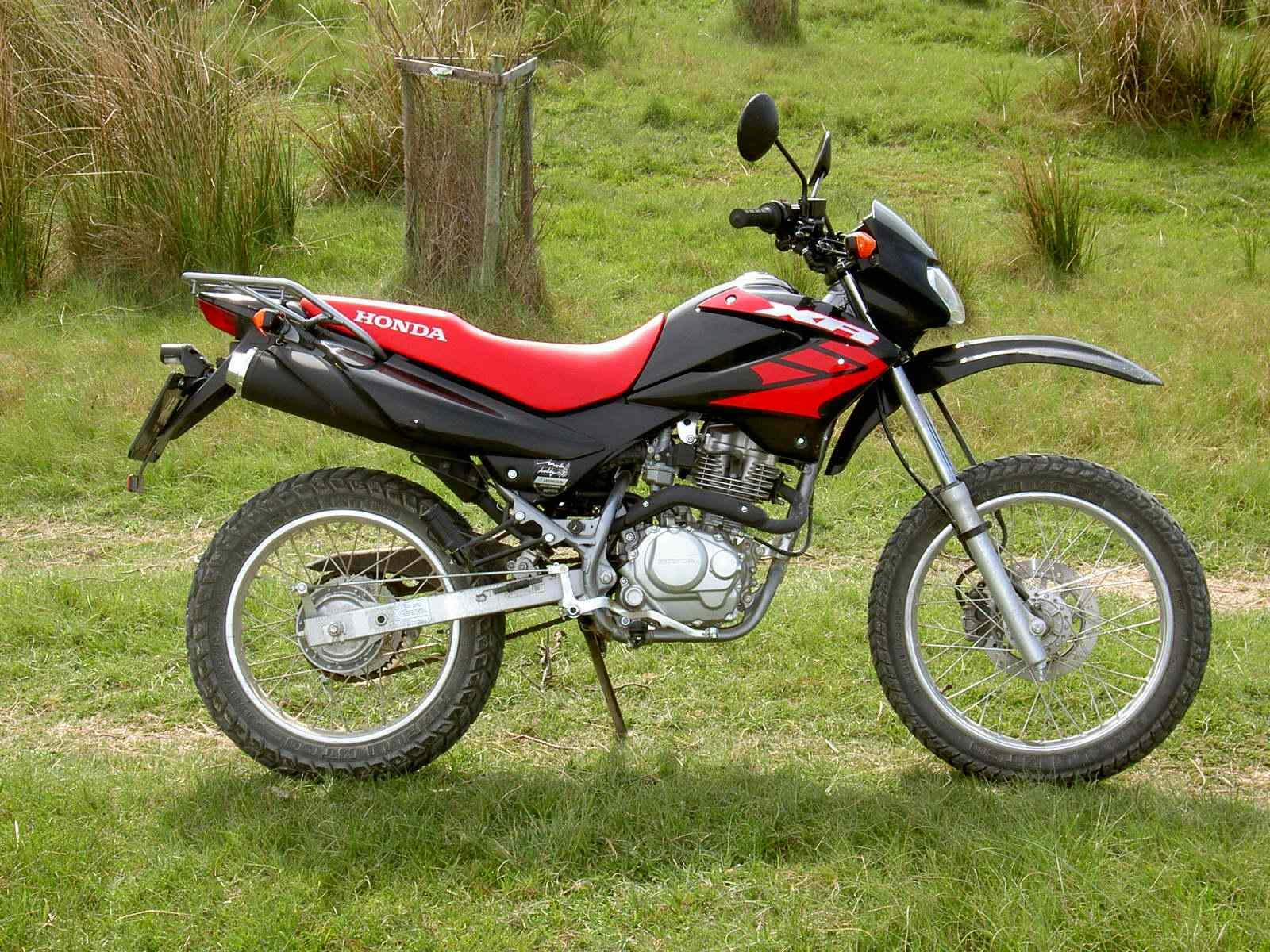Honda XR 125 L 3
