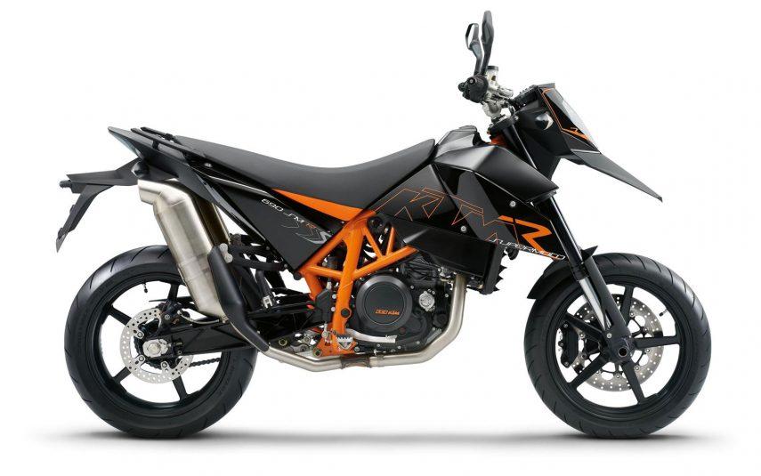 Moto del día: KTM 690 Supermoto