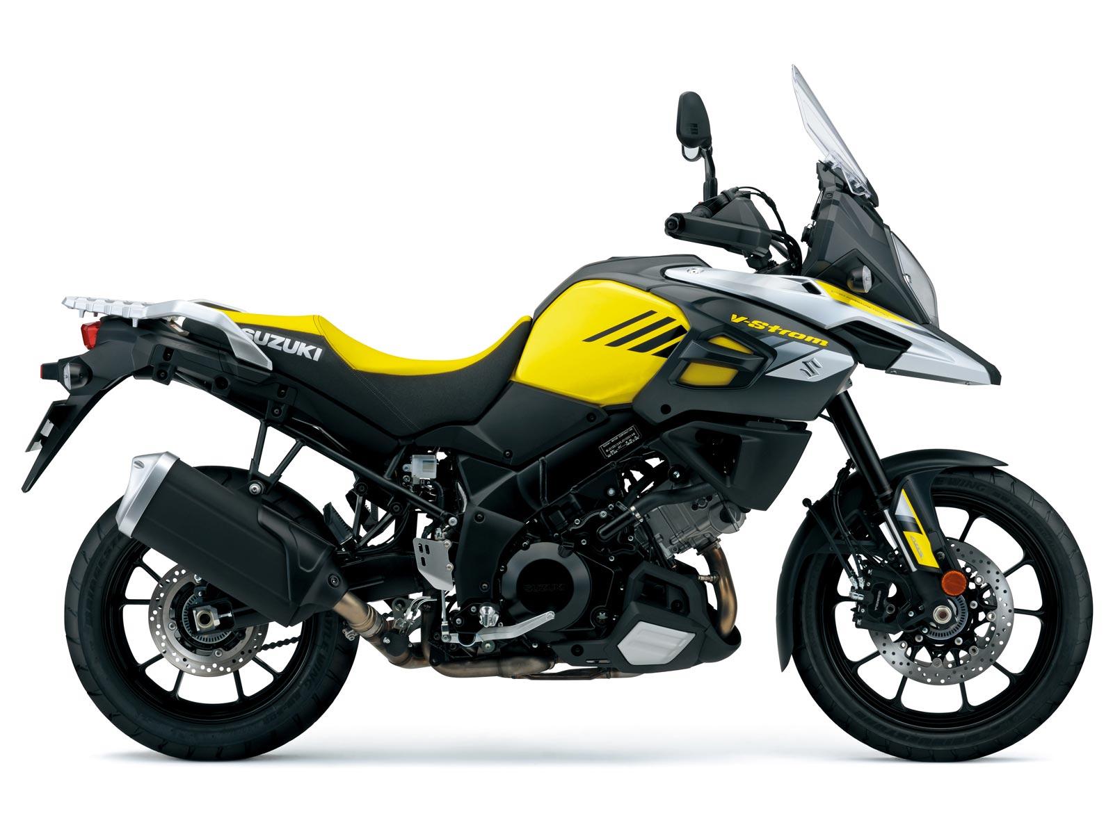 Moto del día: Suzuki V-Strom 1000 (2014)